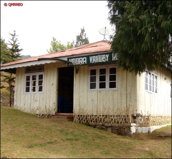 Common room, Neora Valley resort, Reshyap, WB, mntravelog