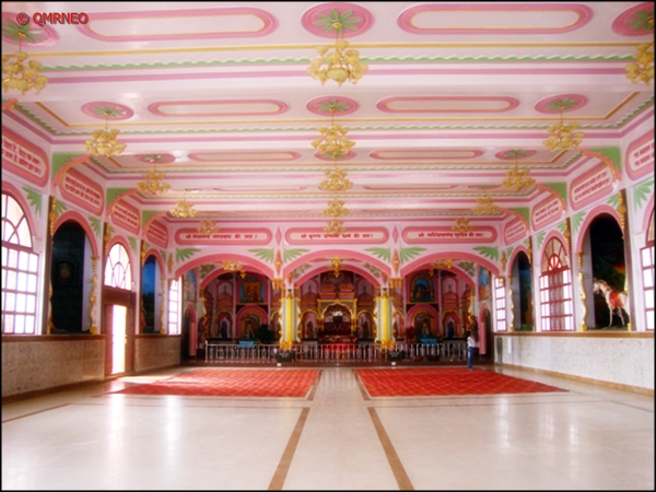 Inside Pranami Temple Kalimpong mntravelog