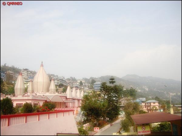 Pranami Temple, Kalimpong mntravelog