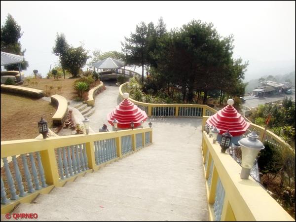 View through Hanuman ji eyes :), Kalimpong mntravelog