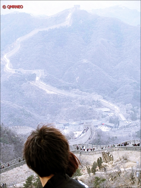 Badaling Great Wall 1 MN Travelogue