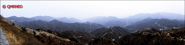 Badaling Great Wall, Beijing, China MN Travelogue