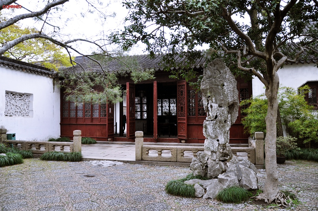 Garden Master-of-Nets Suzhou China mntravelog
