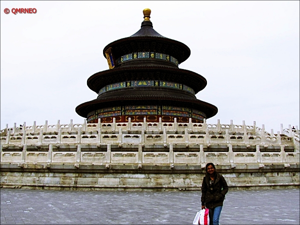 Temple of Heaven Beijing China MN Travelogue