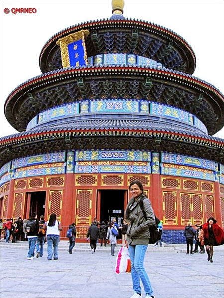 Temple of Heaven Beijing China 2 MN Travelogue