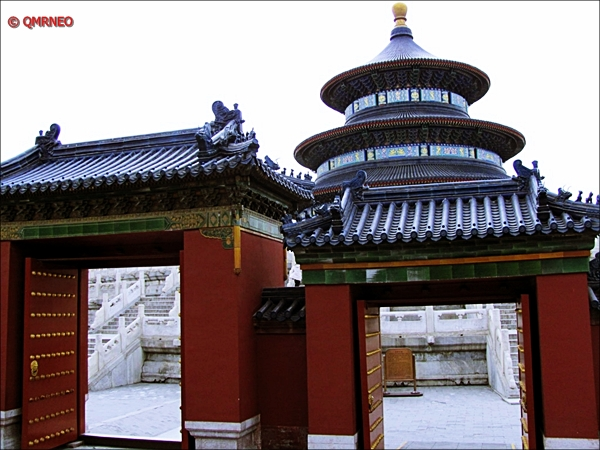 Temple of Heaven Beijing China 4 MN Travelogue