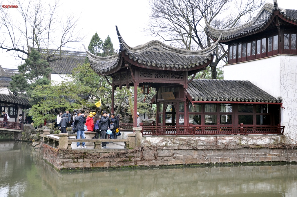 Pavilion of Garden Suzhou China mntravelog