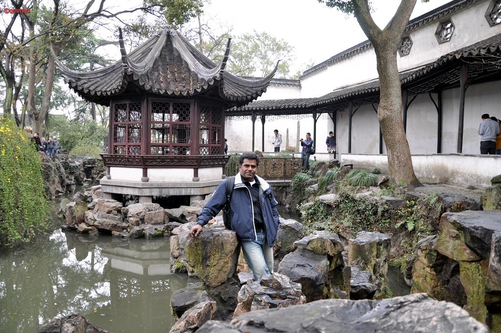 Stone passage Suzhou China mntravelog