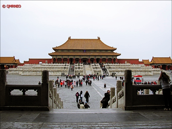 The Hall of Supreme Harmony Forbidden City Beijing China MN Travelogue