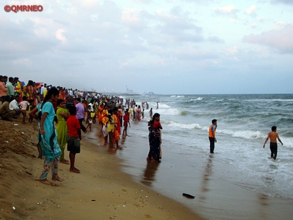 MN Travelog, Marina Beach (Asia's largest Beach), Chennai, Madras