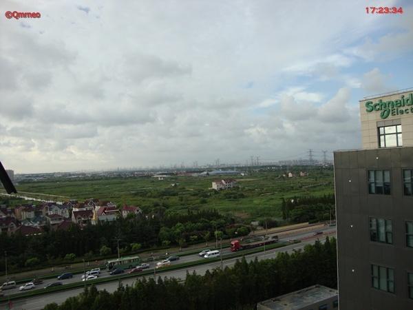 Shanghai, Before Muifa hit