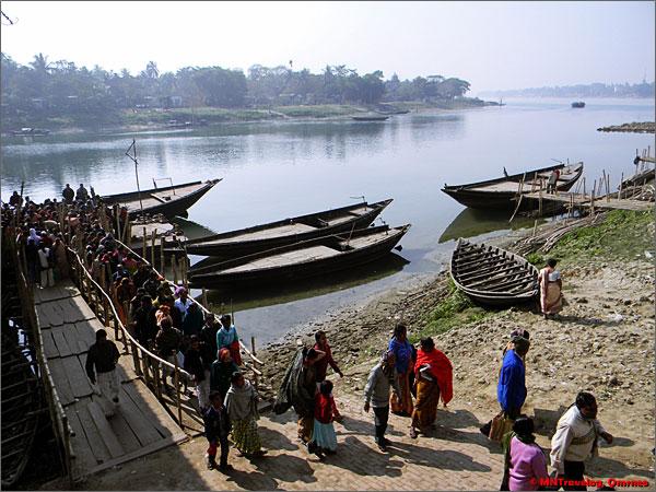 Hular Ghat Nadia Sri Mayapur mntravelog