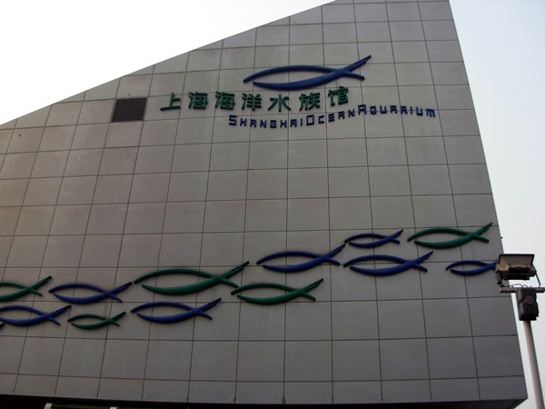 Shanghai Ocean-Aquarium MNtravelog