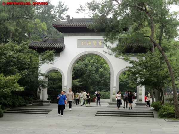 Scenic area of Lingyin,Hangzhou, Zhejiang China Mntravelog