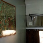 Sealdah Rajdhani Express First Class AC cabin decoration MNTravelog