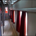 Sealdah Rajdhani Express First Class AC corridor MNTravelog