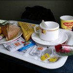 Sealdah Rajdhani Express First Class AC evening snacks MNTravelog