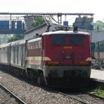 Sealdah Rajdhani Express MNTravelog